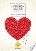 Amore non    amare