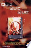 Quiz Quiz Quiz