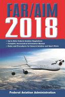 download ebook far/aim 2018: up-to-date faa regulations / aeronautical information manual pdf epub