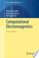 Computational Electromagnetics book