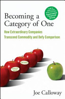 Becoming A Category Of One 2nd Edition book