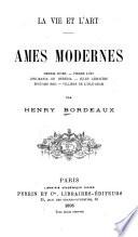 Ames modernes