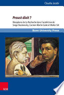 Proust dixit ?