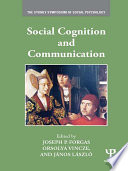 Social Cognition and Communication