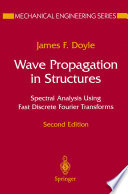 Wave Propagation In Structures : wave propagation and transient oscillations...