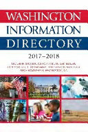 download ebook washington information directory 2017-2018 pdf epub