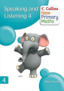 Collins New Primary Maths - Speaking and Listening 4