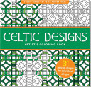 Celtic Designs Artist S Coloring Book