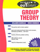 Schaum s Outline of Group Theory
