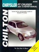 Chilton s Chrysler PT Cruiser 2001 10 Repair Manual
