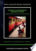 Historia de los inmigrantes peruanos en España