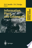 Information  Place  and Cyberspace