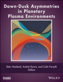 Dawn-Dusk Asymmetries in Planetary Plasma Environments