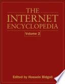 The Internet Encyclopedia  Volume 2  G   O