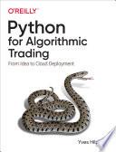 Python for Algorithmic Trading