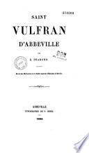 Saint Vulfran d'Abbéville