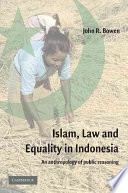 Islam  Law  and Equality in Indonesia