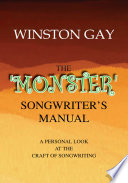 The Monster Songwriter S Manual