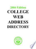 College Web Address Directory