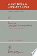 illustration Automata, Languages and Programming