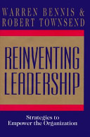 Reinventing Leadership : contemporary management, offering a twenty-one-day program...