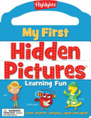 My First Hidden Pictures tm  Learning Fun