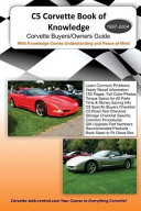 C5 Corvette Book Of Knowledge