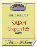 Thru the Bible Vol  22  The Prophets  Isaiah 1 35
