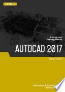 AutoCAD 2017 Level 3