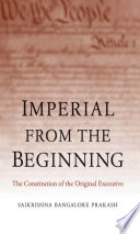 Imperial from the Beginning
