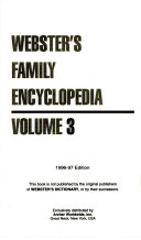 Webster's Family Encyclopedia