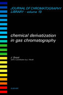 Chemical Derivatization in Gas Chromatography