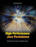 High Performance Java Persistence