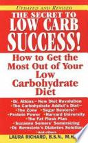 The Secret to Low Carb Success