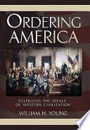Ordering America book