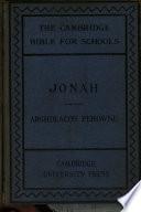 Jonah : ...