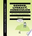 Gender Literacy   Curriculum