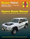 Nissan Patrol Automotive Repair Manual