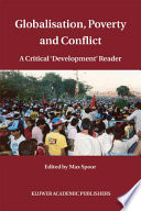 Globalisation  Poverty and Conflict