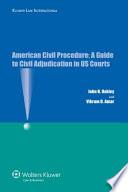American Civil Procedure