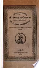 Volgarizzamento di maestro Donato da Casentino dell'opera di messer Boccaccio De claris mulieribus