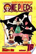 One Piece  Vol  16