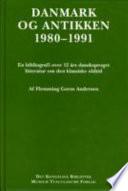 Danmark og antikken, 1980-1991