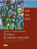 Daniels Worthingam T Cnicas De Balance Muscular T Cnicas De Exploraci N Manual Y Pruebas Funcionales