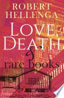 Book Love  Death   Rare Books