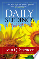 Daily Seedings  A Devotional Classic for the Spirit Filled Life