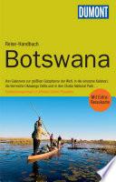 DuMont Reise-Handbuch ReisefŸhrer Botswana