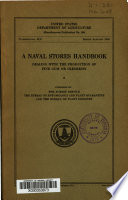 A Naval Stores Handbook Dealing with the Production of Pine Gum Or Oleoresin