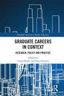 Graduate Careers in Context