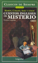 Cuentos ingleses de misterio / English Mystery Stories